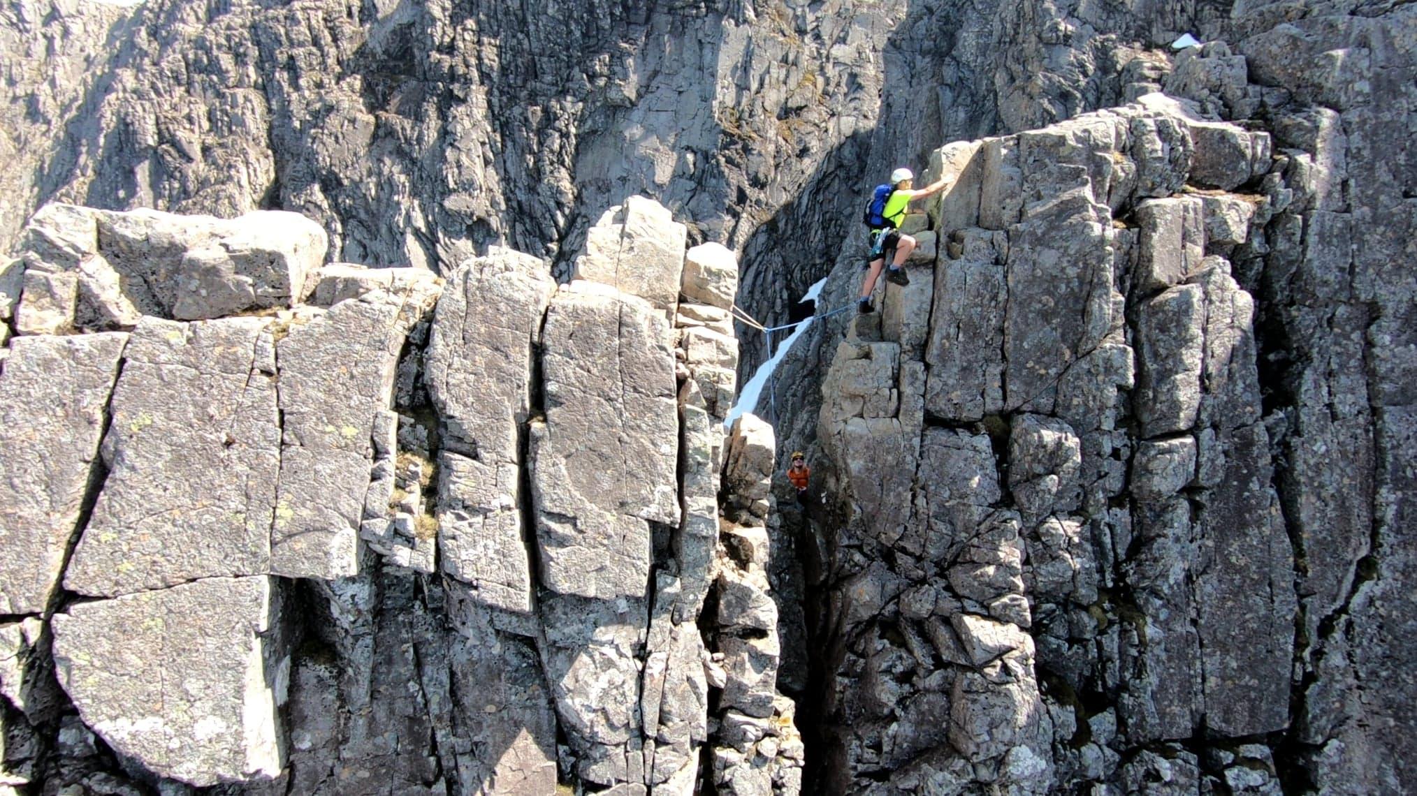 Tower Ridge Guide
