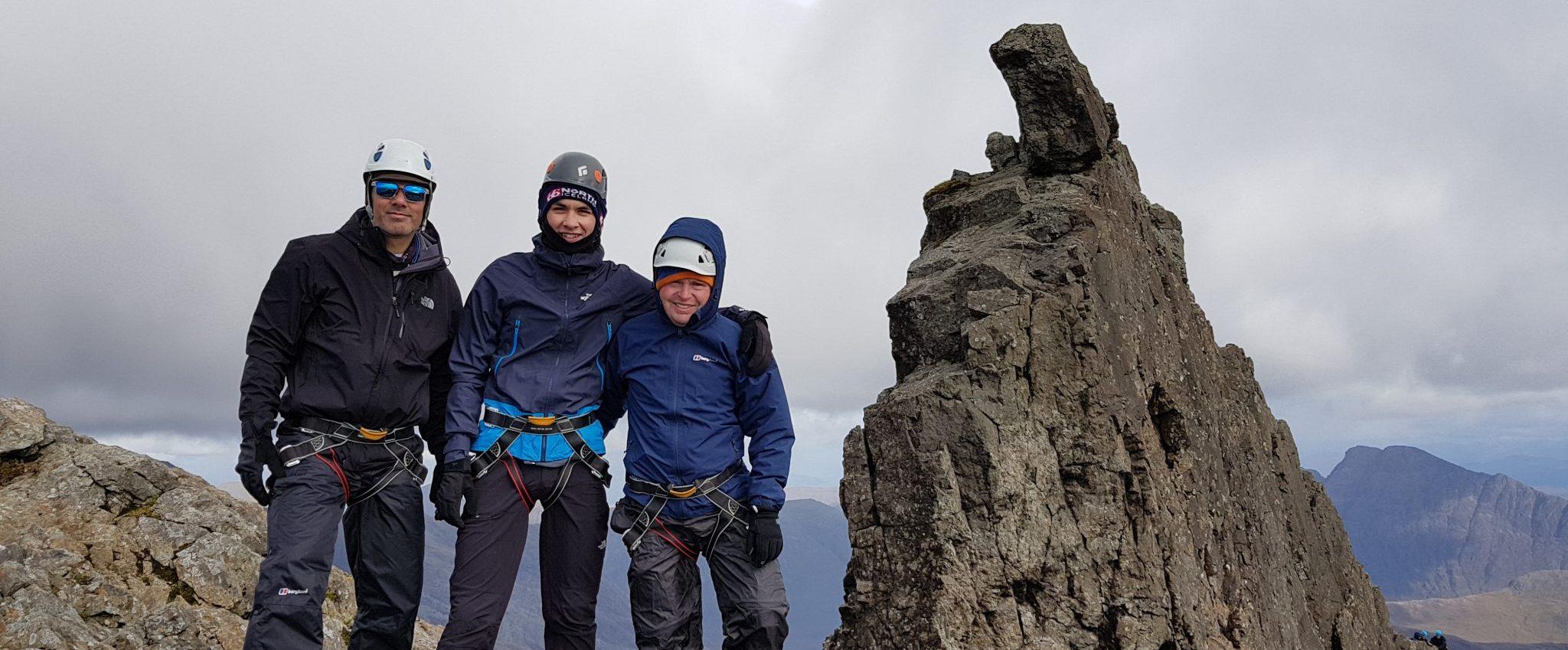 Skye Cuillin Ridge Guide