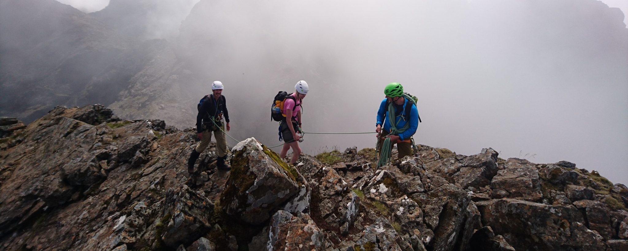 Cuillin ridge Guides