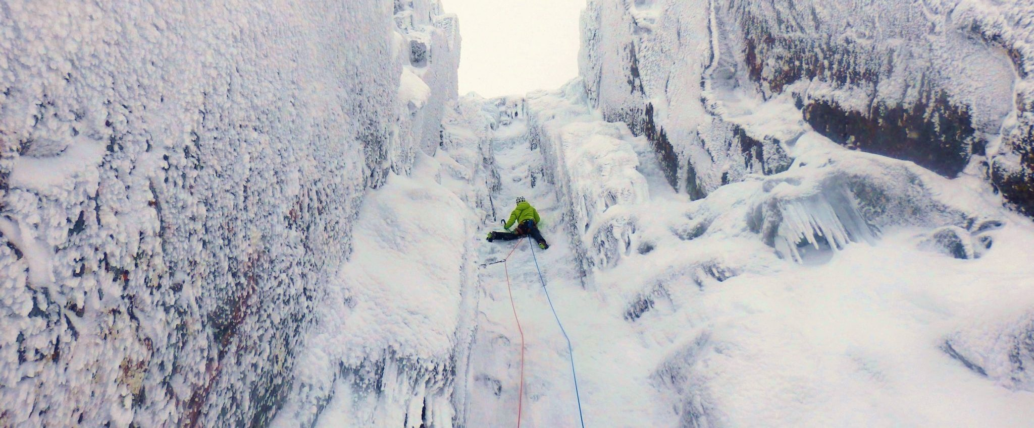 Performance Winter Climbing