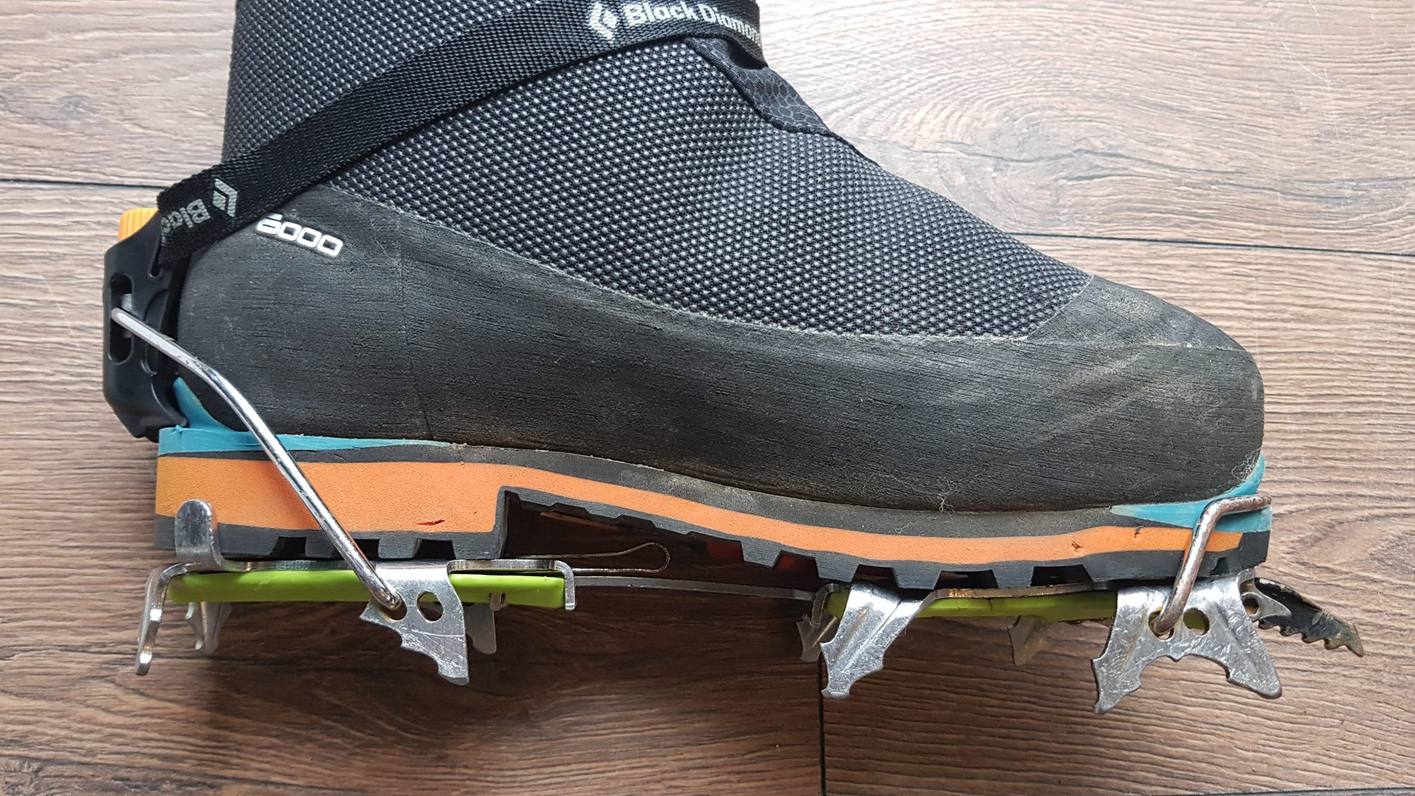 Crampon Guide