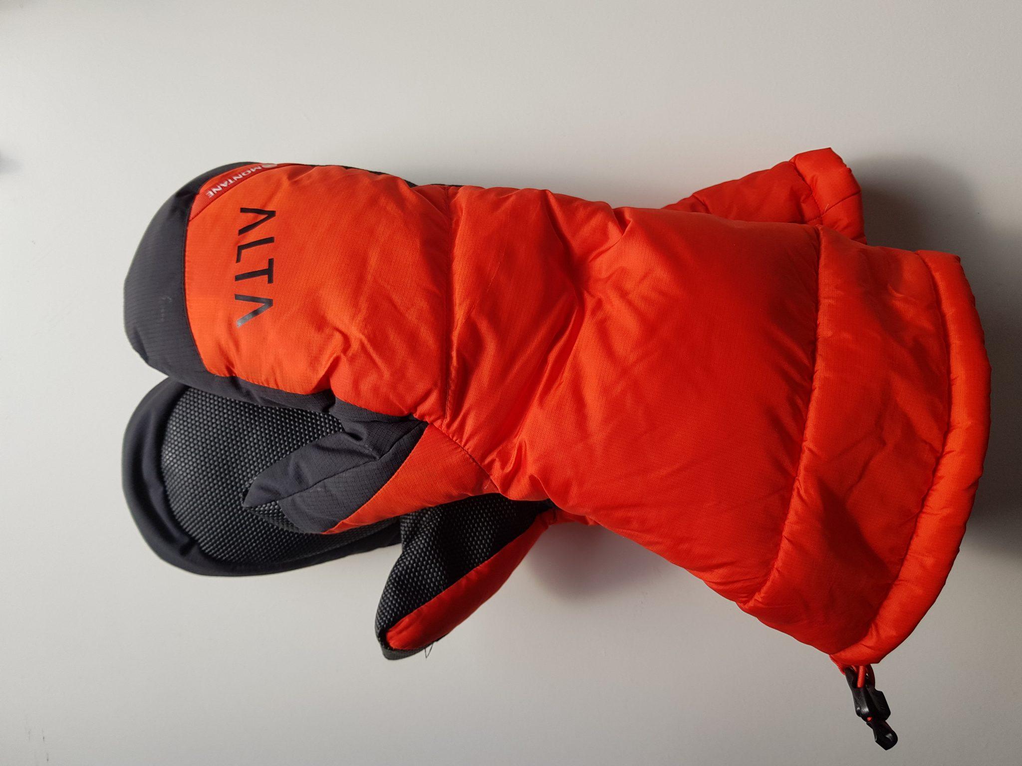 Winter Climbing Gloves